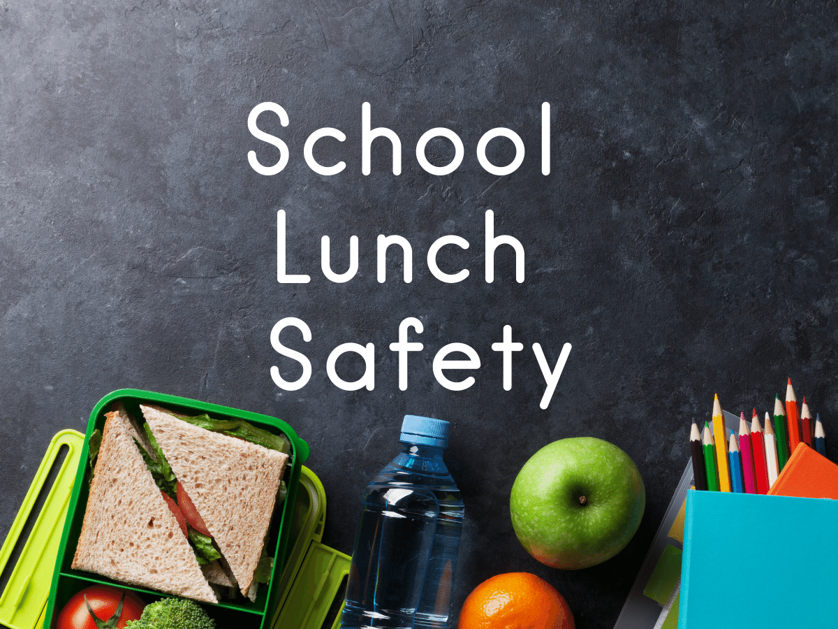 school lunch safety